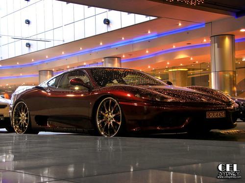 QUEENS] Twin Turbo custom Ferrari 360 Modena - a photo on Flickriver