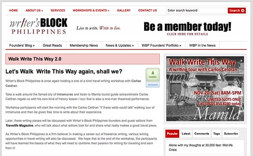 WritersBlockPhilippines