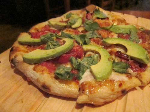 Haas Avocado Pizza