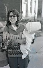 1986-New_Years_party-roll04-15 (Paul-W) Tags: party bw baby film night washingtondc blackwhite emily scanned newyearseve deborah 1986 negatives ilfordxp1400