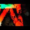 Winter in Tokyo (hidesax) Tags: light urban orange tree green leaves silhouette japan night leaf nikon nightshot wind bokeh nikkor toyosu kotoku tpkyo d90 nikkor85mmf14d nikond90 lalaporttoyosu hidesax winterintokyo