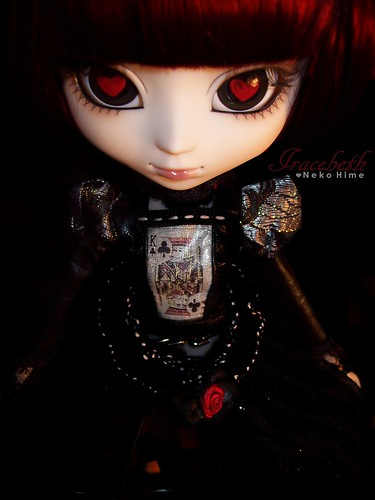 Iracebeth  *Pullip Lunatic Queen*