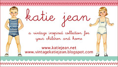 katie jean business cards