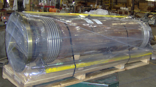 Metallic Universal Expansion Joint for a Wisconsin Chemical Plant's Emergency Shut Down