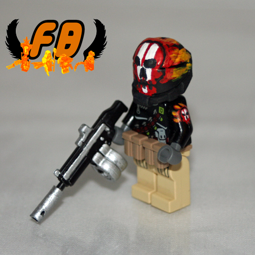 Bloodskulls - Sarge