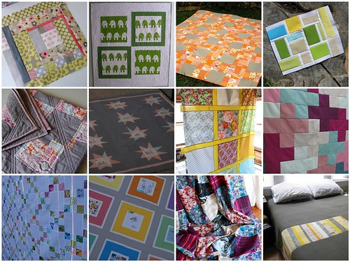 Inspiration for Innocent Crush quilt