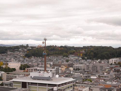 奈良県庁屋上展望台-06
