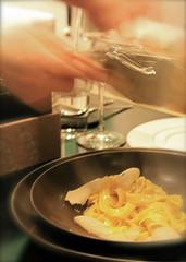 Benu - San Francisco, truffle pasta