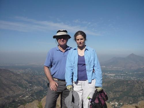 Gabrel y María Elena