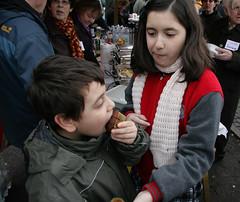 IMG_1119 (Soldiner Kiez Kurier) Tags: wedding fest moabit bürger hanke interkulturell opferfest bezirksbürgermeister wirsindda gemeinsamesesse ansprachen