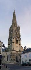 Eglise d'Harfleur (near of Le Havre) France Paroisse Saint Marc de l'Estuaire (Rolye) Tags: church yahoo google samsung église sculptures ops paroisse moyenâge lehavre harfleur gargouilles saintmarc nv7 rolye