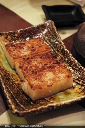 Mayim - Pan Fried Turnip Cake