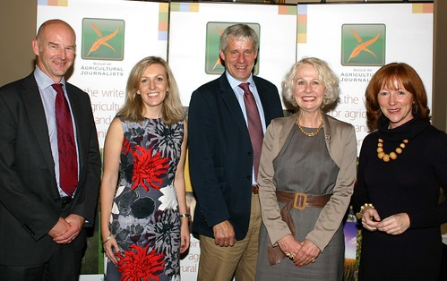 Guild of Agricultural journalists awards
