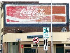 Coke Mural - Bristol, VA
