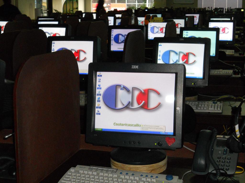Costa Rica's Call Center Computer