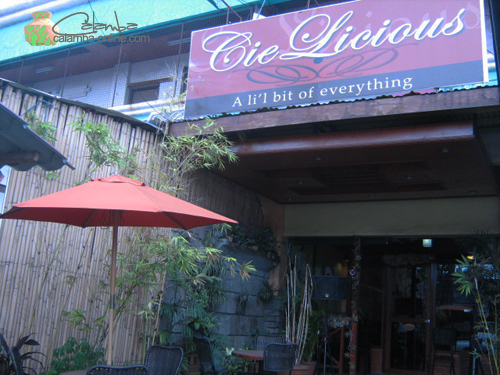 Cie Licious, Calamba Laguna Philippines