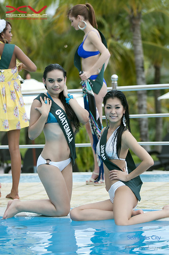 Miss Earth 2010 @ Sea Links City
