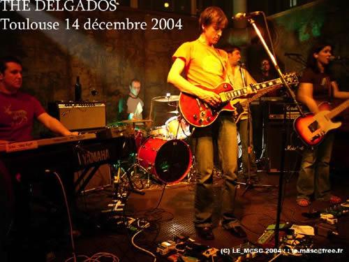 photo des Delgados