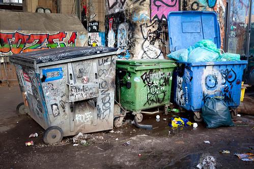 Waste Management, Berlin, por Karin-S, CC-BY-NC-ND