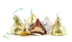 Hershey Kisses Irish Creme