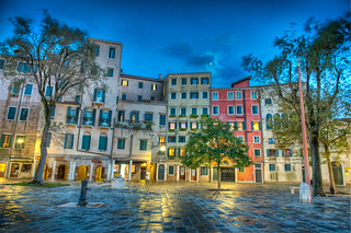The Ghetto - [Venice by Moonlight] - (HDR Italy)