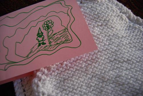 Giveaway Dishcloths