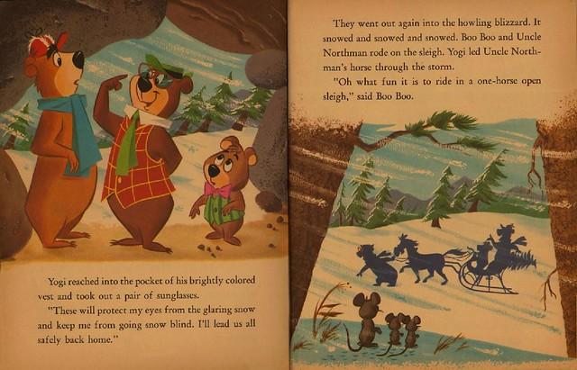 Yogi Bear - A Christmas Visit012