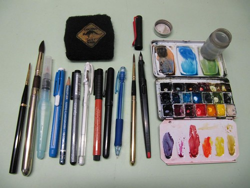 Current sketching Tools