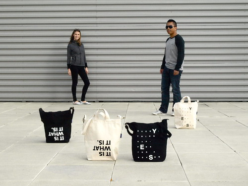 the Message Bag designed by TWELVEZEROSEVEN