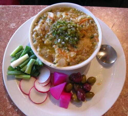Middle Eastern: Lentil Casserole