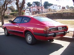 "Ford Taunus TC3 2.3 GT ""SP"" (Ale06) Tags: classic argentina germany coupe clasico fastback youngtimer fordcortina mk5 tc3 fordtaunus"
