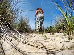 Bethany Beach 2017 (AngelBeil) Tags: lularoe goprohero4black grass sanddunes bethanybeach