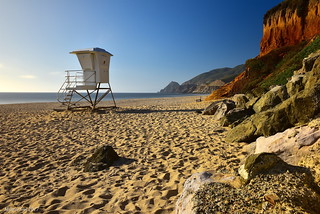 Afternoon Beach|Montara, Northern California