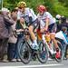 Der deutsche Fahrer Christian Knees vom Team SKY bei der Tour 2017