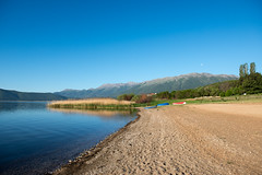Prespa beach, Macedonia