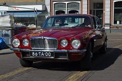 1977 Jaguar XJ6 86-TA-00 (Stollie1) Tags: 1977 jaguar xj6 86ta00 aalten