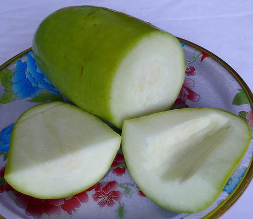 פאק קייאו. דלעת ירוקה למרק