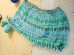 Rebecca's old sweater