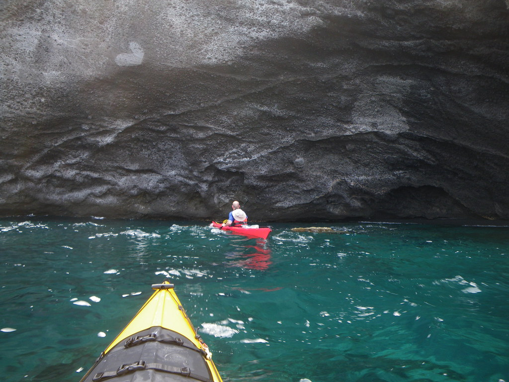 Cabo de Gata en kayak 219