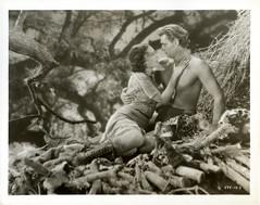 7000-2083 (AliceJapan ʕ •ᴥ•ʔ) Tags: 1932 johnny maureen mgm osullivan weissmuller johnnyweissmuller maureenosullivan tarzantheapeman