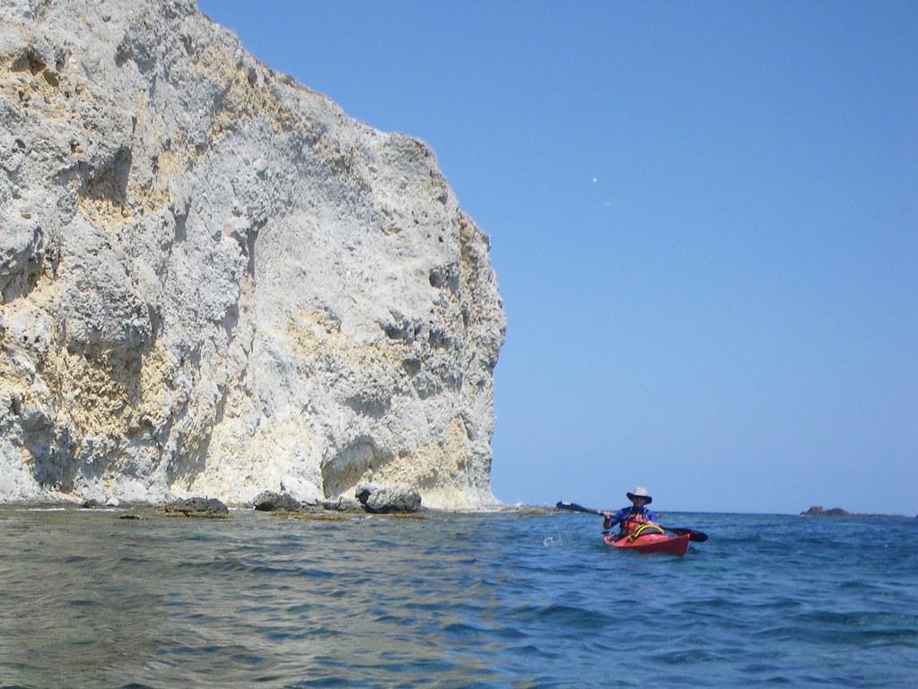 Cabo de Gata en kayak 183