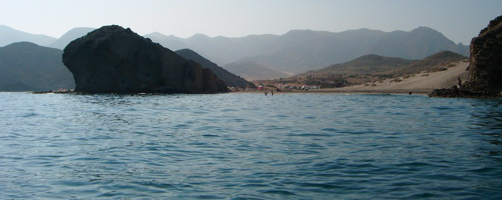 Cabo de Gata en kayak 739