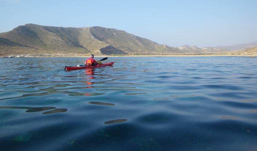 Cabo de Gata en kayak 319