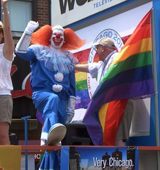 Gay Horror Clown