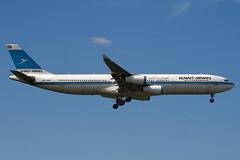 9K-ANB - 090 - Kuwait Airways - Airbus A340-313 - 100617 - Heathrow - Steven Gray - IMG_5534
