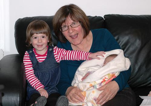 mae, grandma & sophie
