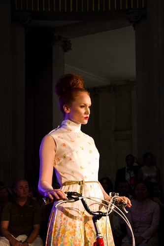 Dublin Cycle Chic Fashion Show 29