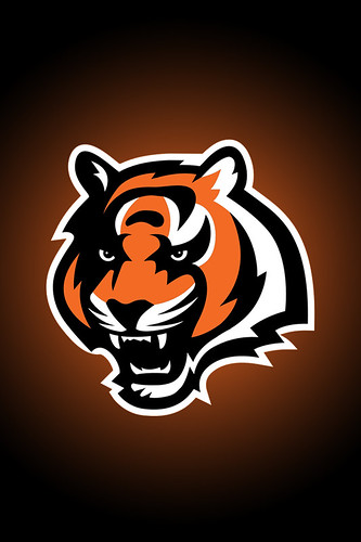cincinnati bengals wallpaper. Cincinnati Bengals Logo - iPhone 4 wallpaper 960 pixels x 640 pixels