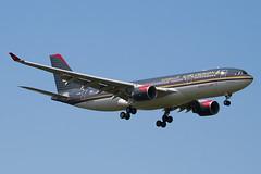 JY-AIF - 979 - Royal Jordanian Airline - Airbus A330-223 - 100617 - Heathrow - Steven Gray - IMG_4941