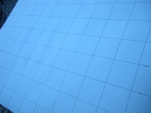 One Inch Square Grid